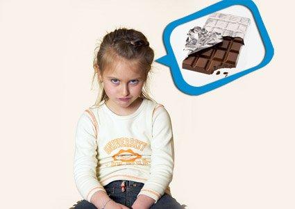 chocolate-niña
